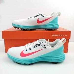 Nike Women's Lunar Command 2 Golf Shoe 880120 101